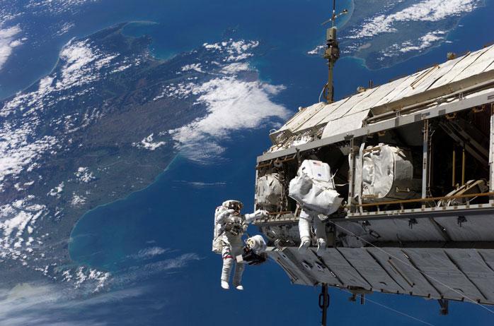 فاصله در فضا