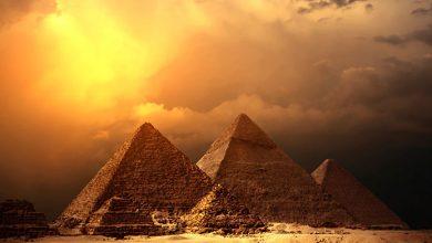 تصویر از 10 واقعیت جالب در مورد اهرام مصر