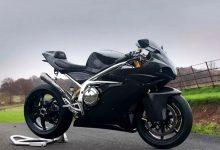 تصویر از موتورسیکلت superlight نورتون