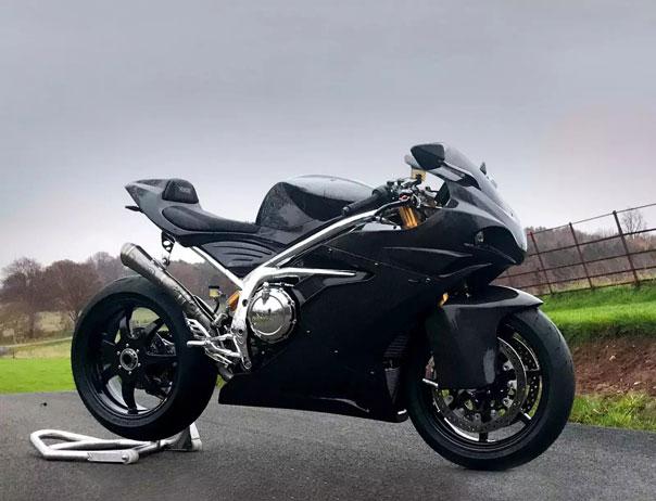 موتورسیکلت superlight نورتون