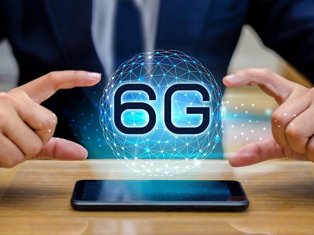 سرعت شبکه 6G