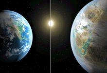 تصویر از سیارات مشابه زمین و قابل سکونت