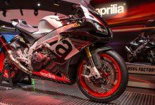 تصویر از موتورسیکلت Aprilia RSV4 1100