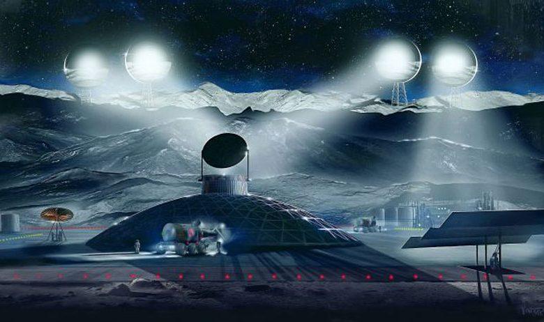 استخراج منابع ماه توسط دونالد ترامپ امضا شد