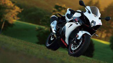 تصویر از موتورسیکلت سوزوکی مدل 2020 GSX-R600