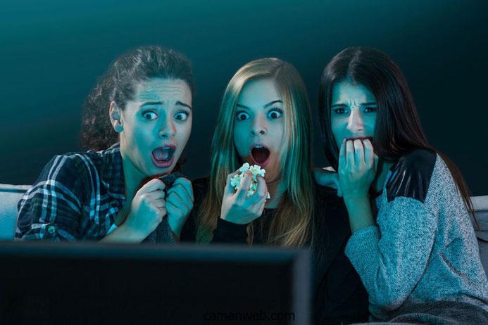 تماشای فیلم ترسناک سیستم ایمنی بدن را تقویت میکند