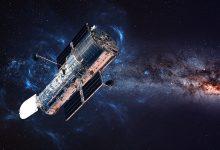 تصویر از داده های جدید هابل ماده تاریک از دست رفته را توضیح می دهد