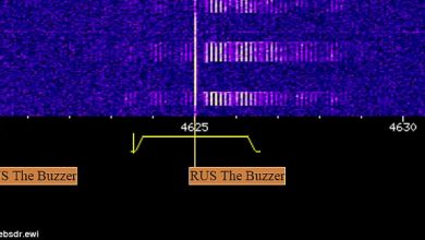 تصویر از ایستگاه رادیویی Buzzer که هیچ کس ادعا اداره آن را نمی کند