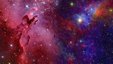 تصویر از اگر فضا پر از هوا باشد ، صدای ستاره ها چقدر بلند خواهد بود ؟