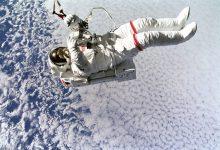 تصویر از بدن انسان بدون لباس فضانوردی چه مدت در فضا دوام می آورد ؟