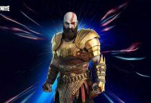 تصویر از God of War Kratos هم اکنون در Fortnite قابل خریداری است