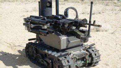 تصویر از پیشرفته ترین ربات های نظامی جهان