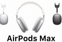 تصویر از AirPods Max : هدفون 549 دلاری اپل را میتوانید پیش خرید کنید