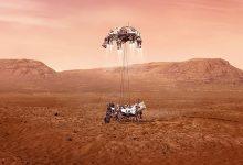 تصویر از همه چیز در مورد فرود مریخ نورد استقامت ناسا (Perseverance)
