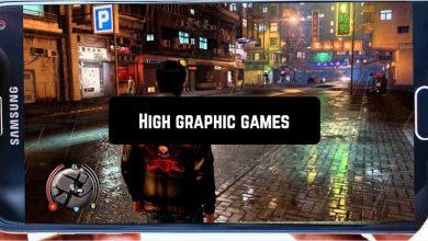 تصویر از بهترین بازی های اندروید با کیفیت بالا