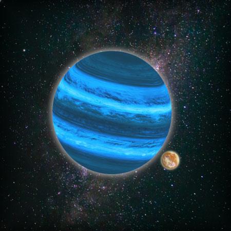 سیارات بی ستاره