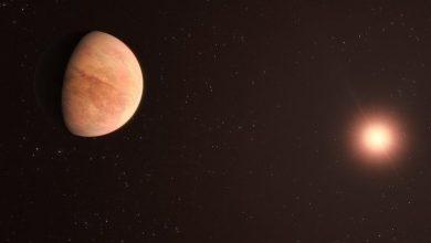 تصویر از کشف منظومه شمسی داخلی شبیه به منظومه ما ، 35 سال نوری دورتر
