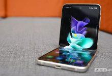 تصویر از بررسی سامسونگ Galaxy Z Flip 3
