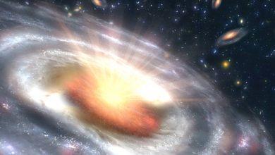 تصویر از حقایق شگفت انگیز درباره سیاهچاله ها
