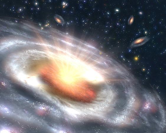 حقایق شگفت انگیز درباره سیاهچاله ها